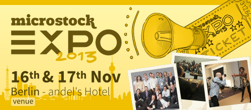 Microstock Expo is Back!