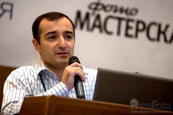 Elnur Amikishiyev at STOCKinRUSSIA 2009
