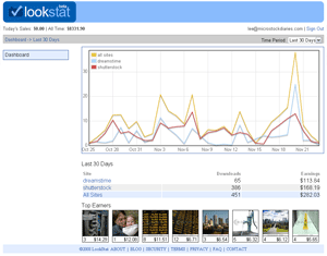LookStat Screenshot