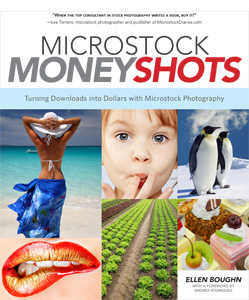 Microstock Money Shots book cover