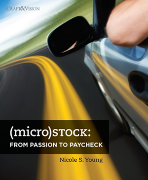 Microstock Passhion to Paycheck book cover
